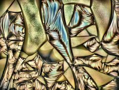 Des nanocristaux de silicium sur du dioxyde de silicium, grossi 20 fois. - Beautiful Science #2 : 50 images scientifiques extraordinaires, le voyage continue ! ~ Sweet Random Science