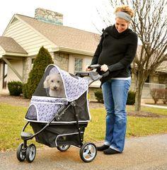 Dream dog stroller!    Pet Strollers : Promenade™ Pet Stroller