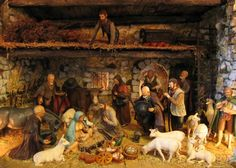 """""""Les santons"""" a tradition from Provence"""