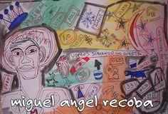 miguel angel recoba - obra mixta