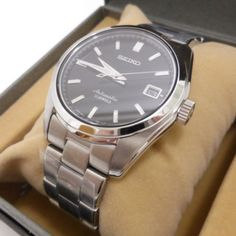 SEIKO-Mechanical-SARB033-Automatic-6R15-Watch-New-in-Box