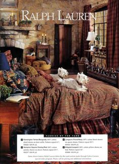 Ralph Lauren ~ Ruxana's Home Interiors Blog