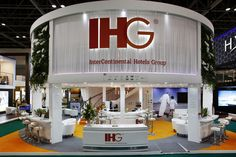 IHG Exhibition Stand Design by Elevations UK for ATM Dubai 2016.
