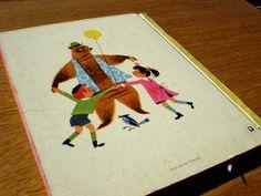 bernice-myers-olivier- L'ours savant c1956 by Grain Edit.com, via Flickr