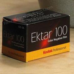 35mm Color - Kodak Ektar 100 (1 roll)
