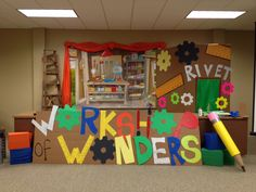 Workshop of Wonders VBS 2014
