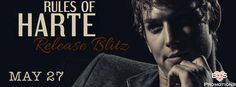 #giveaway Chance to win a $10 GC StarAngels' Reviews: Release Blitz - Rules of Harte by Brooke Harris (#...