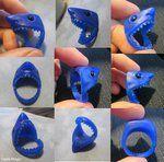 Shark ring wax by Dans-Magic...♡