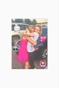 I was just so happy the twinnies are back together I made this. I think it's pretty cute :)