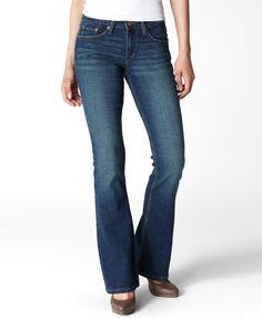 Levi's 518™ Boot Cut Jeans - Blue Rider - Boot Cut