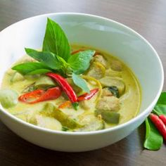 how to cut lemongrass for green curry