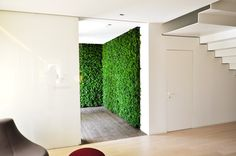 Rossato Arredamenti Tecverde vertical garden green wall