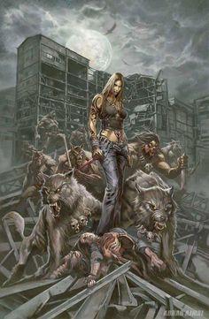 #Werwolf
