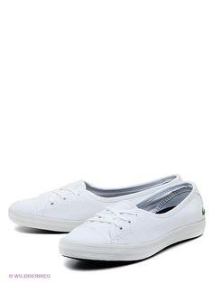 Кеды Lacoste. Цвет белый. Категории:=3380