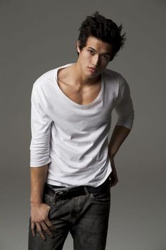 Half Korean, half white and Cherokee Charles Melton / Model Dolce & Gabbana