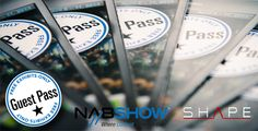 The NAB SHOW is by far the world's largest Media & Entertainment event. We had the oportunity to participate in the past years and once again, we will be present for the 2013 edition, in Las Vegas!  BOOTH C12626    We would like to share this special occasion with you !  we have a bunch of free Guest Pass ( 150$ value ) . If it's something that interests you - please send us your email / address information and we will ship you a guest pass !     ** This offer expires March 22, 2013
