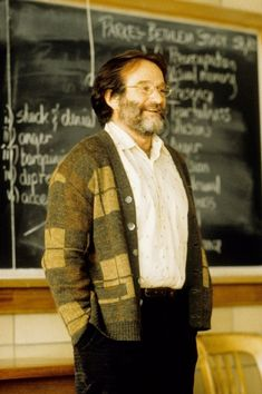 Dr. Sean Maguire from Good Will Hunting