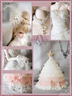 A-S Dreamy Wedding Dress (CL3110620Z)