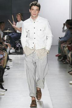 Todd Snyder Menswear Spring Summer 2018 New York