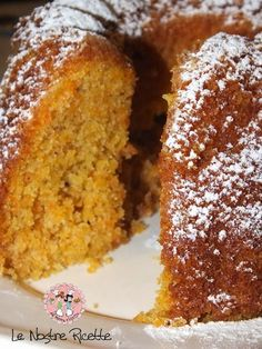Le nostre Ricette: Carrot Cake