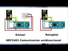 Nrf24l01 Arduino, Arduino Projects, Mechanical Engineering, Open Source, Radio Control, Robots, Programming, Bluetooth, Modern Houses