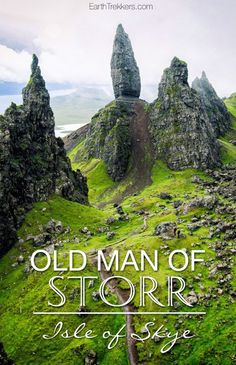 The Old Man of Storr, Isle of Skye, Scotland. Photography | Family Adventure Travel | Drone Video