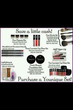 Here some more money saving when you purchas these sets! Get them while you can!   https://www.youniqueproducts.com/StormiHoward/party/1630080/view