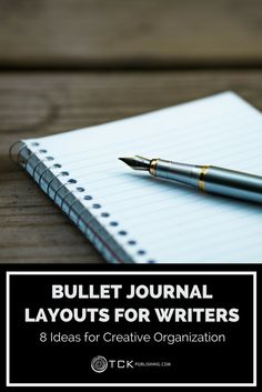 Get inspired to get organized with these great tips and tricks for setting up a writer's bullet journal. Track your submissions, manage your editing process, improve your worldbuilding, and more!