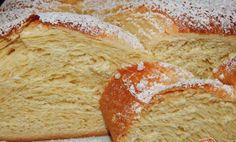 Unique Recipes, Sweet Recipes, Cake Recipes, Dessert Recipes, Cream Cheese Kolache Recipe, Czech Desserts, German Bakery, Sweet Dough, Czech Recipes