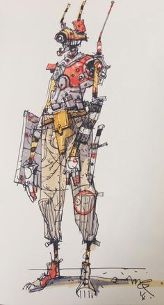 Yet more from the Robodude archive: