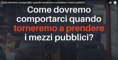 Videonotizia: Come dovremo comportarci quando torneremo a prendere i mezzi pubblici? Mancano pochi giorni all'inizio della fase due e si stanno facendo piani per come affrontare l'impatto che questa nuova realtà avrà sul trasporto pubblico della Capitale, le opinioni degli utenti, dettate anche da pregresse esperienze, non sono positive.   Nonostante tutto abbiamo il dovere di seguire precisi comportamenti  Parliamoci chiaro: gli autobus verosimilmente non basteranno e le m Behance, Rome