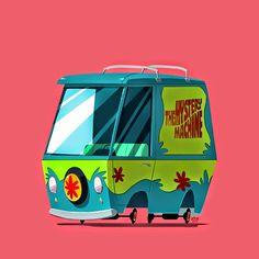 La Nuez: Autos de la cultura Pop