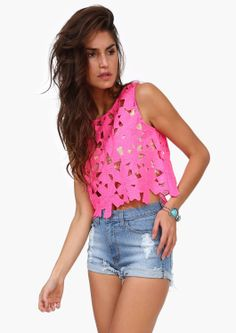 Get a discount on this crochet top: http://www.studentrate.com/itp/get-itp-student-deals/Necessary-Clothing-Student-Discount--/0