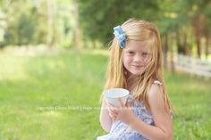 tea party | children's photography #teaparty #child #photography