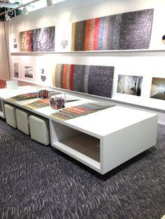 Milliken Carpet Tile Neocon 2013