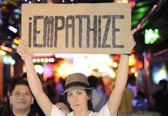 iEmpathize: We are a child advocacy and media movement that creates and collaborates with grassroots solutions impacting vulnerable and victimized children. We wrestle out strategies in the field and creatively inspire people to empathize and engage.