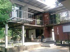 Shipping Container Homes: Narongdej Nilapat - Aonang Krabi Thailand - Container Home