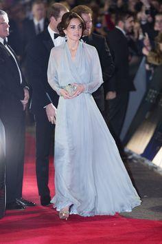 Kate Middleton Photos - 'Spectre' Premiere at the Royal Albert Hall, London - Zimbio
