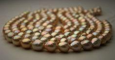 AAA grade ripple pearls