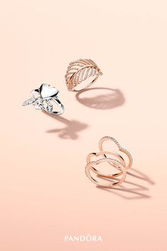 3945fd335 Make a statement with the season's lovely new heart rings. Hand-finished in  sterling