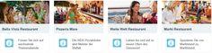 Speis & Trank an Bord von AIDA Cruises — Matura-Kreuzfahrten