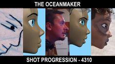 Shot Progression 4310 | The OceanMaker