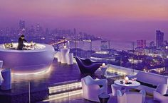 De mooiste rooftop bars van de wereld - Lifestyle NWS