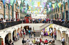 Covent Garden, England