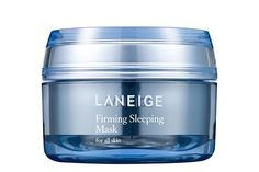 Korean skincare brand Laneige already makes one of our favorite overnight masks on the market, so you can imagine our excitement when we heard about their new firming sleeping mask. The orange flower, rose, and sandalwood oil scent promotes a deep, restful sleep while their futuristic sleepop technology helps to strengthen the skin's restorative properties.