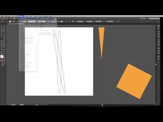 Using both the freeform and rotate tool, learn how to manipulate objects on your artboard. Adobe Illustrator Tutorials, Objects, Graphic Design, Learning, Illustration, Tips, Youtube, Studying, Teaching