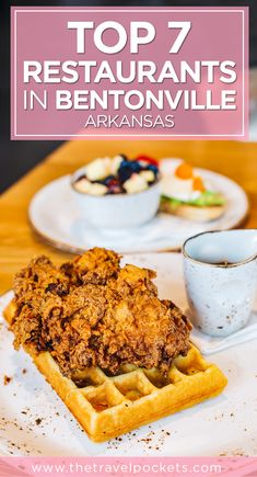 Try these delicious restaurants and cafes in Bentonville, Arkansas USA!