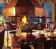 Last Minute, Bad Gastein, 5 Star Hotels, Patio, Html, Outdoor Decor, Home Decor, Log Fires, Cold