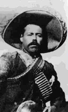19. Pancho Villa guardó su familia en los EEUU en lugar de México.