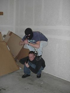 CS:GO in real life